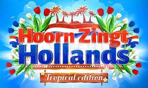 Logo Hoorn zingt Hollands